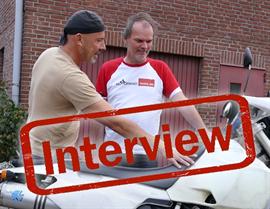 Tests von Motorrädern
